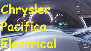 Chrysler Pacifica Electrical Problems    Timp Electric
