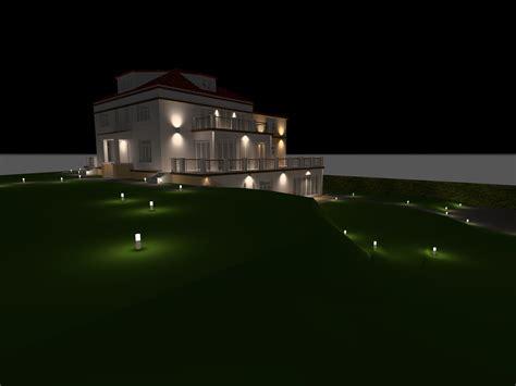 architectural lighting design dmytrozubkov