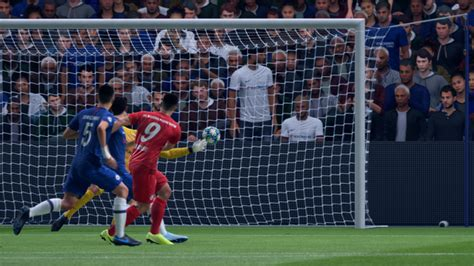 We simulated Chelsea vs Bayern Munich to get a score ...