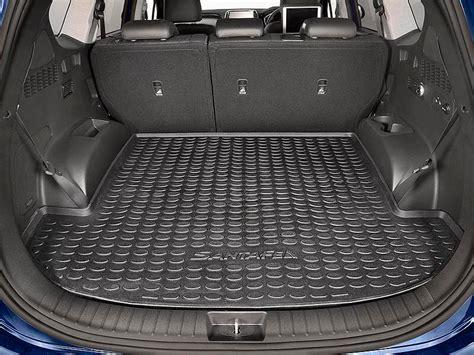 hyundai santa fe rubber floor mats