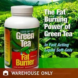 Green Tea Fat Burner U00ae U2020  200 Liquid Soft