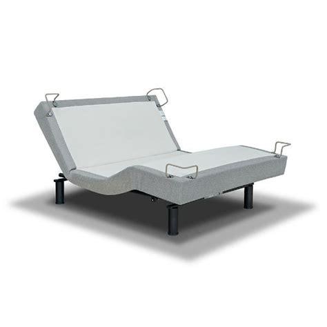 reverie adjustable beds reverie 5d wireless adjustable bed mattressville