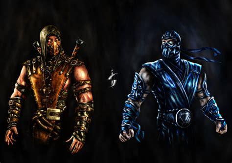 Mortal Kombat X Rivalry Favourites By Milymileena On