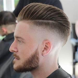Coupe Homme Degradé : coiffure homme d grad a blanc ma coupe de cheveux ~ Melissatoandfro.com Idées de Décoration