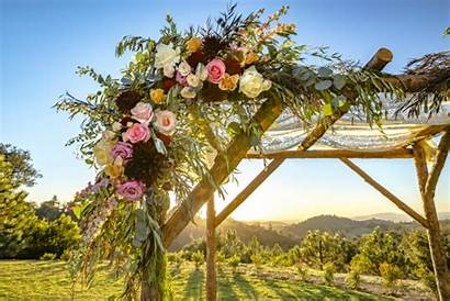 Chuppah Ceremony Flowers Jewish Canopy Huppah Traditions