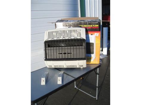 Mr. Heater Propane Garage Heater, 30,000 Btus Northeast