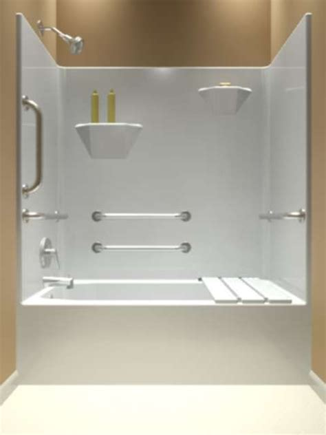 shower tub units one whirlpool tub and shower units 60 quot x 31 quot x 75