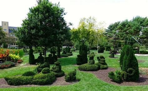 The Garden Columbus Ohio by Topiary Park Columbus Oh Picture Of Topiary Garden