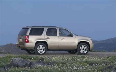 chevrolet tahoe reviews research tahoe prices