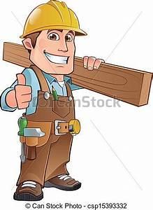Vectors of Carpenter - carpenter csp15393332 - Search Clip