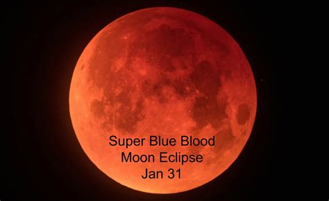 Image result for super blue blood moon