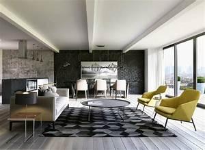 Weiße Stühle Esszimmer : schwarze und wei e st hle wohnzimmer m belideen ~ Sanjose-hotels-ca.com Haus und Dekorationen