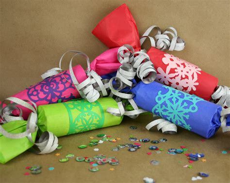 party crackers fun family crafts