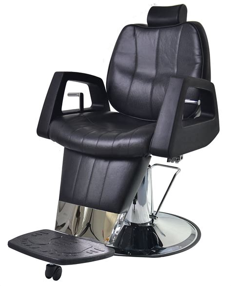 heavy duty reclining barber chair