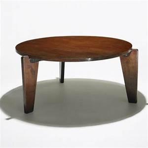 Table Jean Prouvé : jean prouv gu ridon bas coffee table ateliers jean ~ Melissatoandfro.com Idées de Décoration