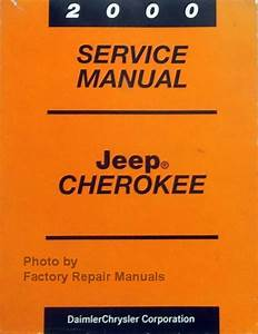 2000 Jeep Grand Cherokee Factory Service Manual