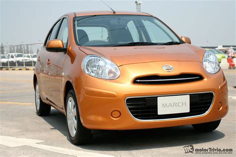 Review Nissan March by Nissan March Picture 15 Reviews News Specs Buy Car