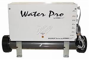 Balboa Solid State  U0026quot Water Pro U0026quot  Series Control System