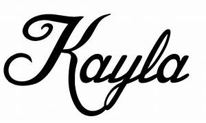 kayla coloring pages - Google Search | MY NAME | Pinterest ...