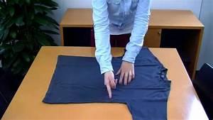 Wie Falte Ich Servietten : wie falte ich ein t shirt in zwei sekunden youtube ~ Eleganceandgraceweddings.com Haus und Dekorationen