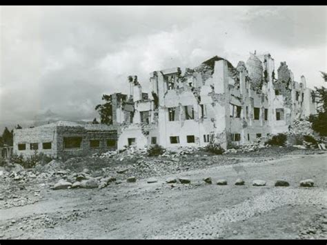 aniversario del terremoto de ambato youtube