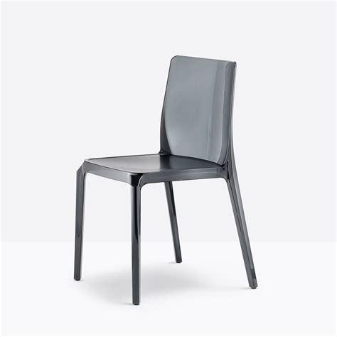 chaise en polycarbonate blitz 640 chaise pedrali en polycarbonate empilable