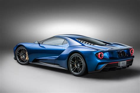 2017 Ford Gt Reviews And Rating