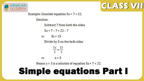 mathematics class vii 7 cbse icse and ncert simple