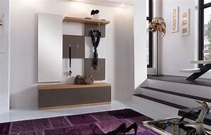 Moderne Garderoben Set : bienenm hle garderobe cade set 7 m bel letz ihr online shop ~ Frokenaadalensverden.com Haus und Dekorationen