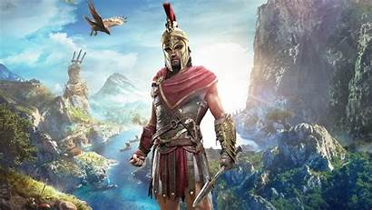Creed 4k Odyssey Assassin Alexios Wallpapers Previous