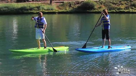 stand up paddle boarding with the keystone adventure