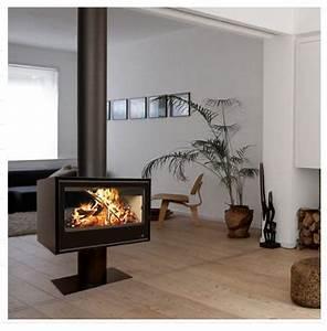 Poele Scandinave Aasgard : poele a bois rectangulaire ~ Melissatoandfro.com Idées de Décoration