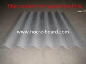 p natural fiber cement corrugated sheet fiber cement