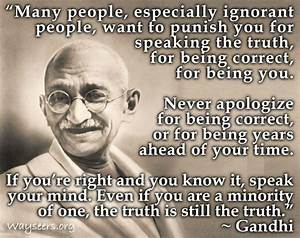 Mahatma Gandhi s views, and, the Democratization of Science Helping to Save The World by