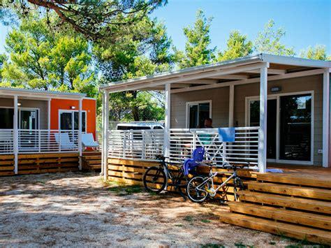 mobile home premium campsite zaton holiday resort nin zaton croatia
