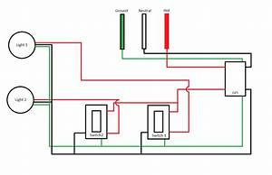Wiring - Replacing Pool Light Switches With Smart Switches    Is This Correct