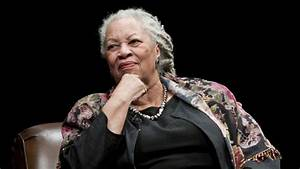 Know your Lecture Board candidates: Toni Morrison ...