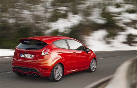 ford fiesta st review caradvice