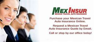 Mexican Auto Insurance Online - MexInsur - Free Quote or ...