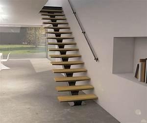 Escalier Moderne Pas Cher : 78 id es propos de escalier pas cher sur pinterest ~ Premium-room.com Idées de Décoration