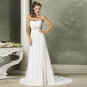 newest designer chiffon beach wedding dresses from china With designer beach wedding dresses