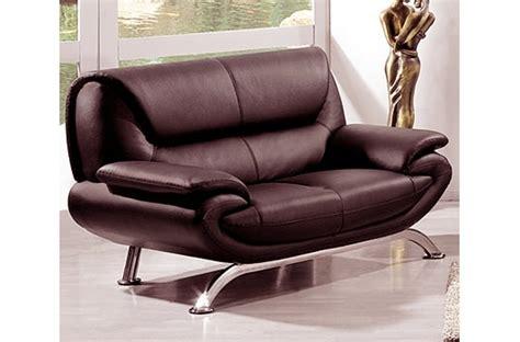 vente privée canapé cuir canapé 3 places en cuir italien jonah chocolat mobilier