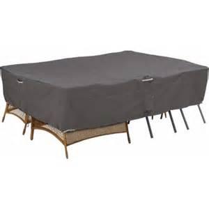 classic accessories ravenna patio furniture set cover
