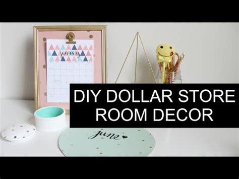 diy dollar tree room decor tumblr inspired youtube