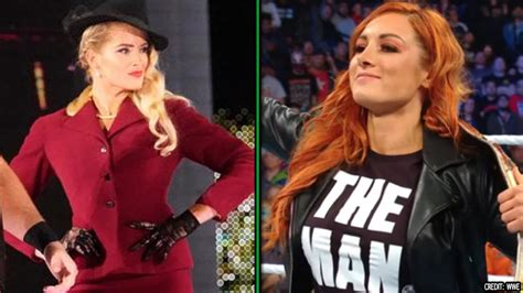lacey evans criticizes becky lynch  calling