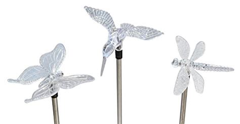 solar wholesale kb104 e hummingbird butterfly and