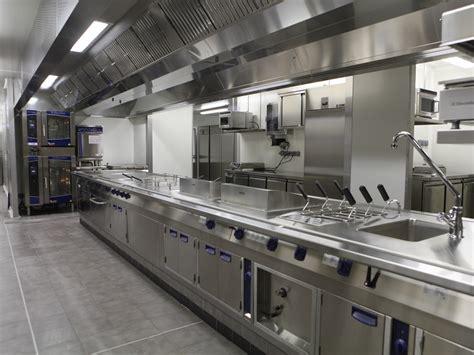 extraction cuisine restaurant cuisines professionnelles fabrication installation le