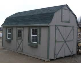 10 X 15 Shed With Loft by 10 X 20 Barn How To Build Diy Blueprints Pdf