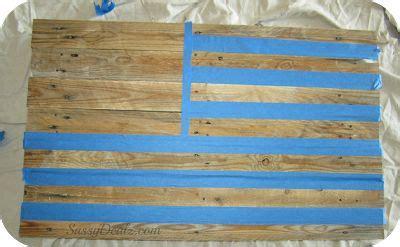 diy     american flag    wood pallet