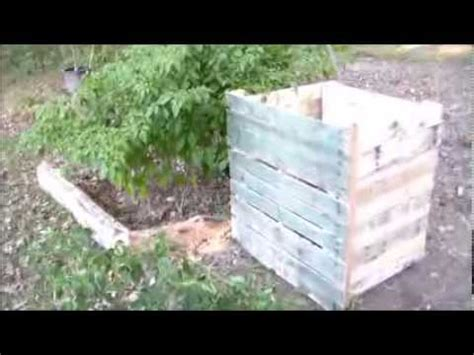 potato bin   wood pallets youtube